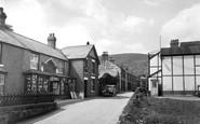 Caergwrle, Castle Street 1939