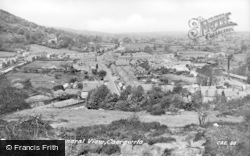 General View c.1939, Caergwrle