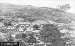 General View c.1955, Caergwrle
