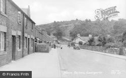 Caergwrle, Main Street c.1955