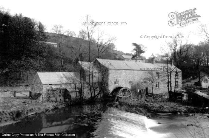 Caergwrle, Mill c1955