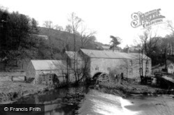 Caergwrle, Mill c.1955