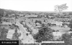 Caergwrle, The Village c.1955