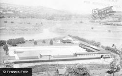 Caerleon, Bullmoor Lido 1949
