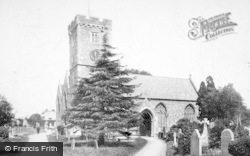 Caerleon, Church 1893