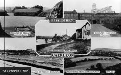 Caerleon, Composite c.1955