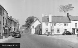 Caerleon, Cross Street 1949