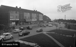 Caerleon, Gloucester Court 1968