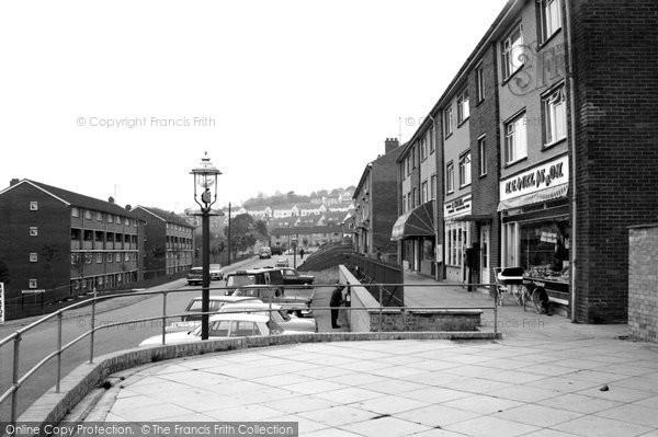 Photo of Caerleon, Gloucester Court 1968, ref. c4040