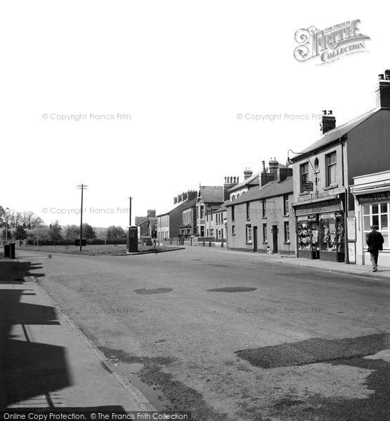 Photo of Caerleon, Goldcroft Common 1949, ref. c4019