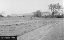 Caerleon, Remains Of Roman Barracks 1949