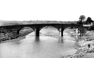 Caerleon, the Bridge c1955
