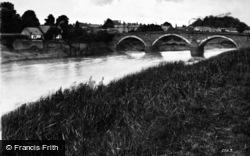 Caerleon, The Bridge c.1931