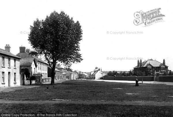 Photo of Caerleon, The Common 1899, ref. 43659