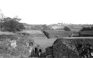 Caerleon, the Roman Amphitheatre 1954