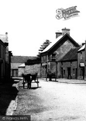 Caerleon, The Village 1899