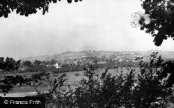 Caerleon, View From Bullmoor Lido c.1950