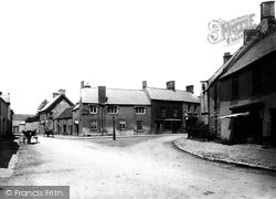 Caerleon, Village 1899