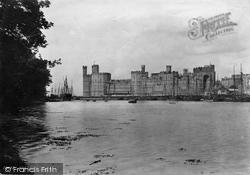 Caernarfon, Castle 1891