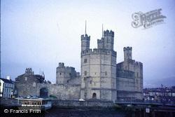 Castle c.1985, Caernarfon