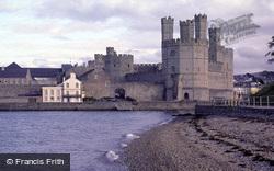Castle c.1990, Caernarfon