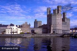 Castle c.1995, Caernarfon