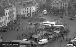 Castle Square 1958, Caernarfon