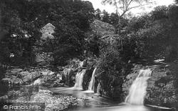 Caernarfon, Nant Mill 1890