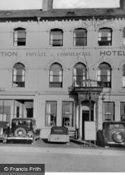 Station Hotel c.1939, Caernarfon