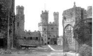 Example photo of Caernarfon