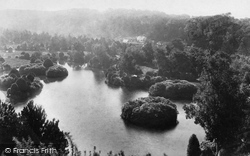 Caernarfon, The Park 1906