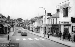 Caerphilly, Cardiff Road c.1965