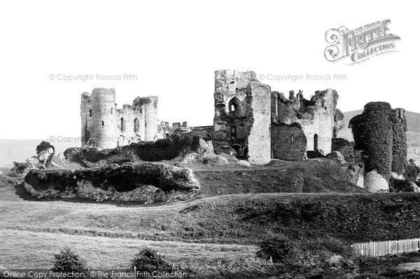 Photo of Caerphilly, Castle c.1874