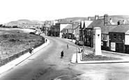 Caerphilly, Castle Street c1955