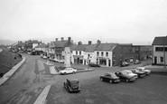 Caerphilly, Market Street 1966