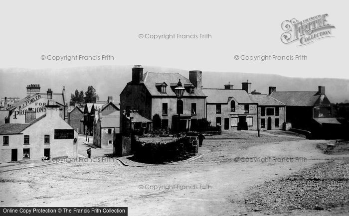 Caerphilly, Town 1899