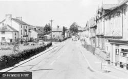 Caersws, Bridge Street c.1955