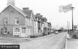 Caersws, Bridge Street c.1960