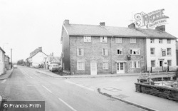 Caersws, Cross Road c.1960