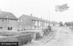 Caersws, Maesydre c.1960