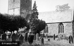 Caerwent, Christ Church 1949