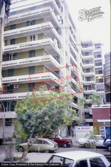 Photo of Cairo, 1982