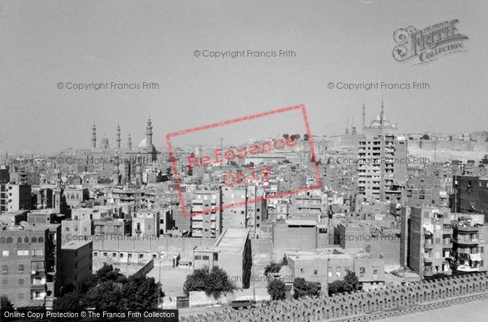 Photo of Cairo, 1999
