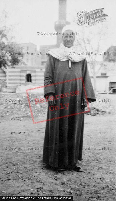 Photo of Cairo, A Dragoman c.1935
