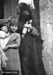 A Local Family c.1935, Cairo