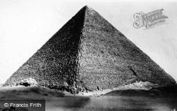 A Pyramid c.1935, Cairo