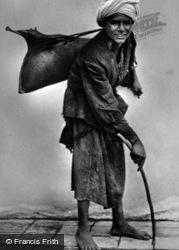 A Water Seller c.1910, Cairo