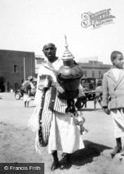 A Water Seller c.1935, Cairo