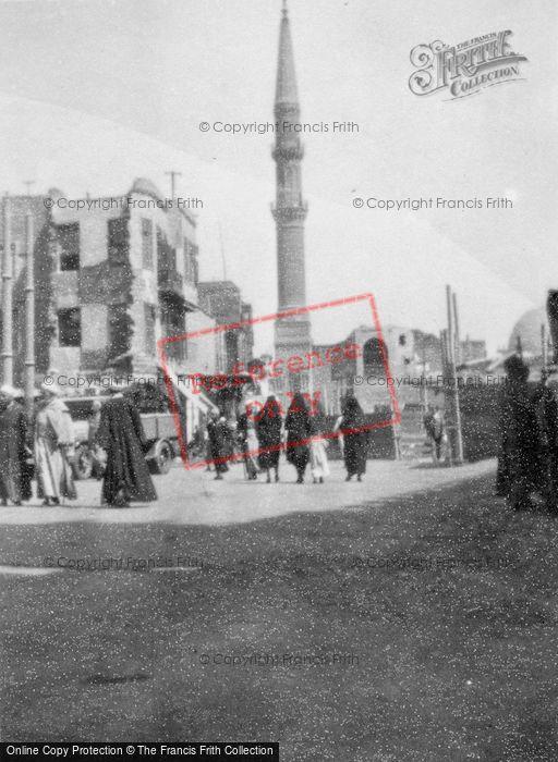 Photo of Cairo, c.1935