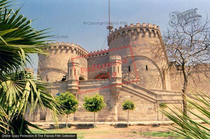 Photo of Cairo, Citadel Gate 2004